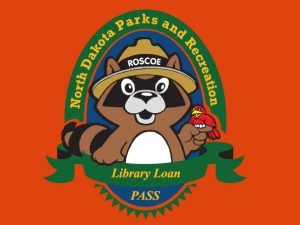 Park Passes are available for check out - 1 WEEK ONLY! Please ask at the desk when you come in.