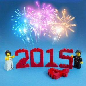 Lego new year