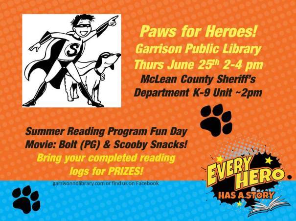 Paws for Heroes SRP 2015