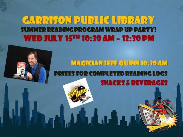SRP 2015 Wrap Up Party