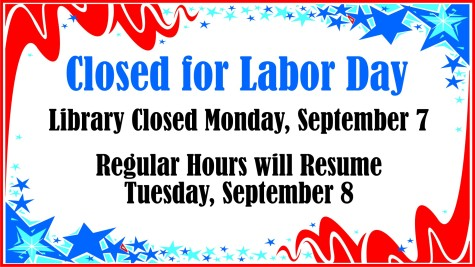 Labor-Day Closed