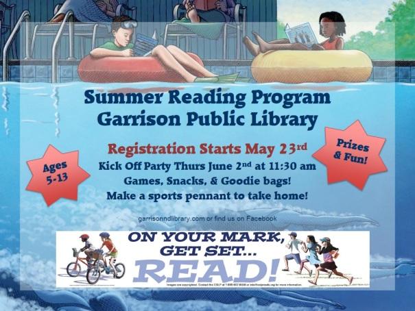 2016 SRP Pool Flyer