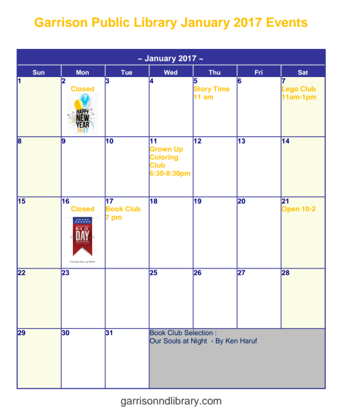 jan-2017-events